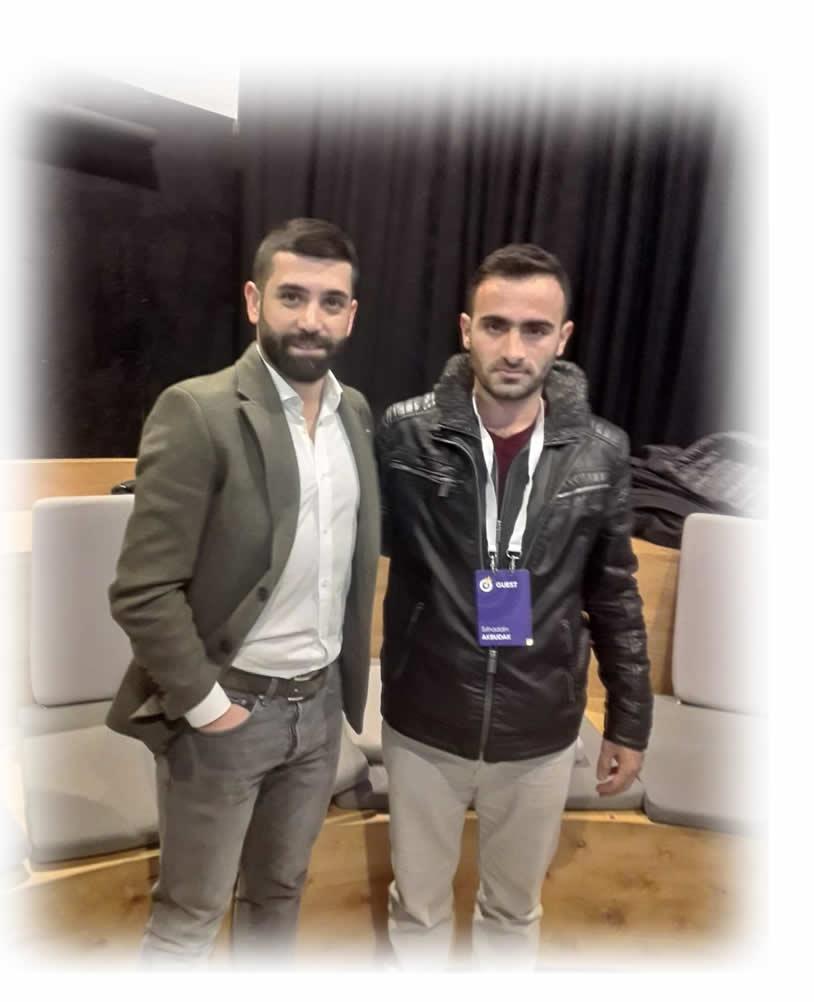 Ayhan Karaman ve Selahattin Akbudak - seo uzmanı