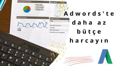 Photo of Adwords'te daha az bütçe harcayın